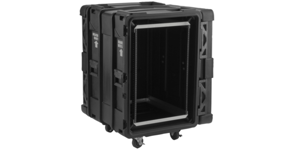 16U Roto Shockmount Rack Case - 24