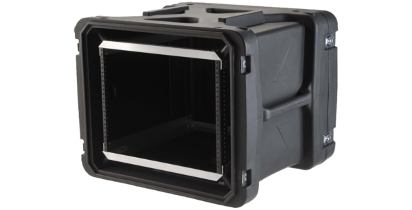 8U Roto Shockmount Rack Case - 20