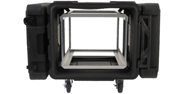 8U Roto Shockmount Rack Case - 24